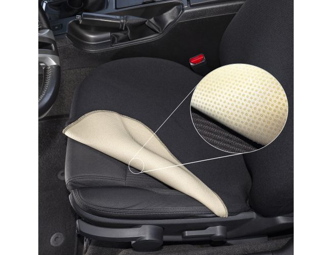 Excellent Oxgord Car Seat Cover Grip Control Non Slip Poly Cloth Dailytribune Chair Design For Home Dailytribuneorg